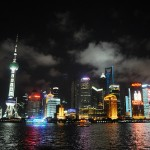 From Shanghai…