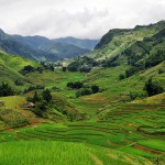 Hiking the mountains of Sapa