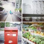 Timeless summer days in Seoul
